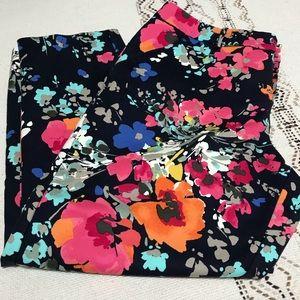 Beautiful floral pants